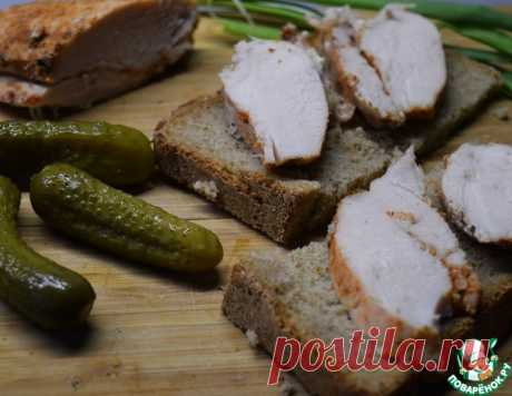 Куриная грудка за 1 минуту – кулинарный рецепт