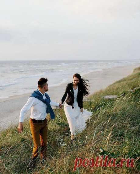 Ветер в волосах, любовь в сердце ❤ Кадры: