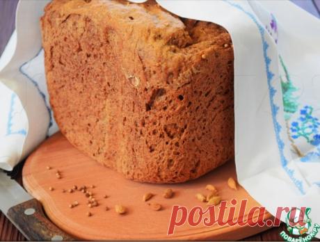 """Хлеб """"Мой бородинский"""" – кулинарный рецепт"""