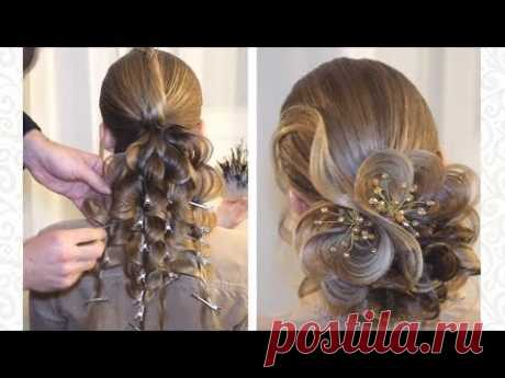 You'll be AMAZED! - HAIRSTYLES and TRANSFORMATIONS perfect for WEDDINGS & SPECIAL EVENTS