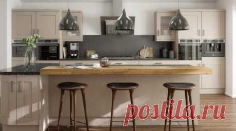 Барные стулья на кухне: тренд или вульгарность?