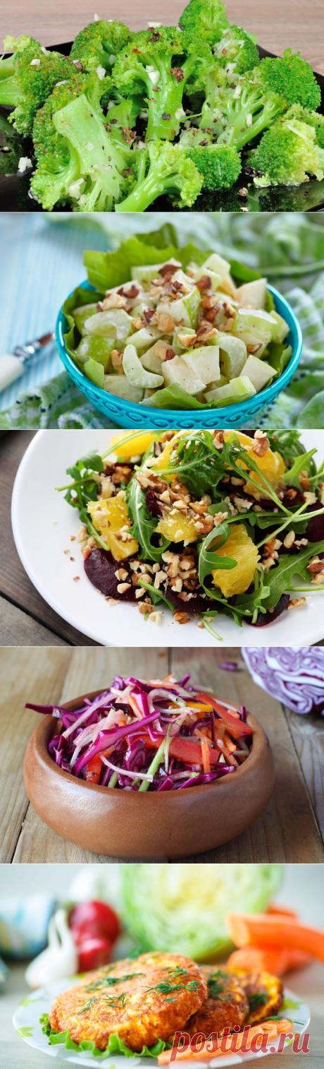 10 витаминных рецептов для поста