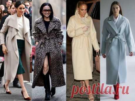 Какие пальто сейчас в моде и с чем их носить?! | ABOUT FACE | Яндекс Дзен