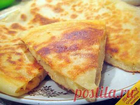 Осетинский пирог с сыром (рецепт) — Кулинарный портал Печенюка