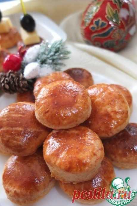 Сырные медальоны - кулинарный рецепт