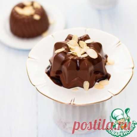 Шоколадное желе - кулинарный рецепт
