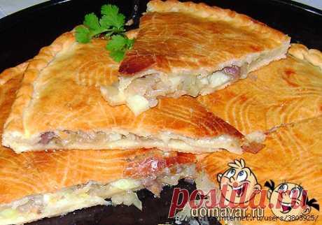 Пирог на скорую руку - и результат прекрасен, и вкус чудесен!!