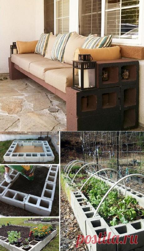 26 великолепных идей для дома и дачи. Я давно не видел ничего лучше!