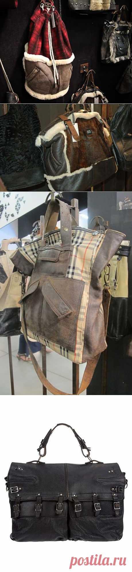 Silent People - кастомайзинг курток и плащей в сумки / Переработка одежды / ВТОРАЯ УЛИЦА
