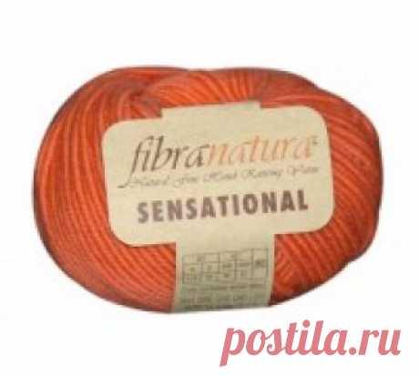 Пряжа Fibranatura Sensational купить в интернет магазине с доставкой в Москве и России