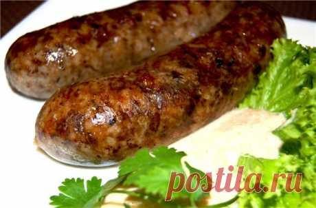 Праздничная ЗАКАРПАТСКАЯ КОЛБАСА: готовим «Гурку» — Вкусные рецепты