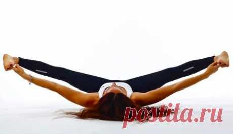 Упражнение «Раздвинутые ноги». От возрастного живота и целлюлита на ногах. На выполнение 3 минуты | Слим | Яндекс Дзен