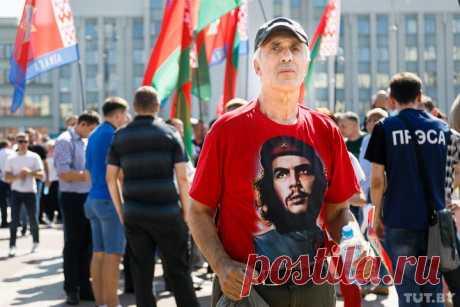 Отменен воскресный «супермитинг» вМинске, накоторый планировали свозить людей совсей страны | FINANCE.TUT.BY