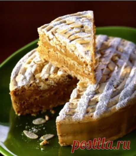 French cake meringue.