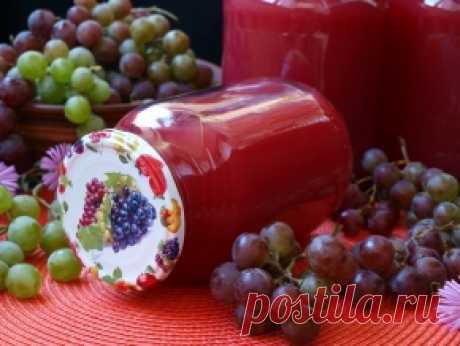 Виноградный сок в соковарке на зиму — рецепт с фото пошагово. Как приготовить сок из винограда в соковарке на зиму?