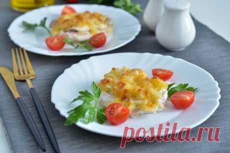 Рецепты из куриного филе: наггетсы, котлеты, с ананасом