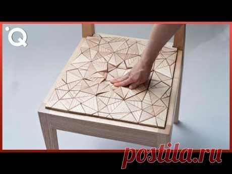 Умная Мебель | Гениальные Способы Сэкономить Пространство и Потайные Двери