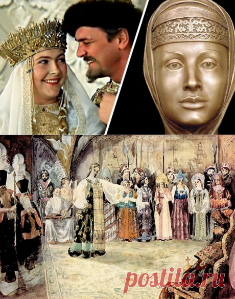 Брак длиной в 15 дней: загадочная смерть третьей жены Ивана Грозного