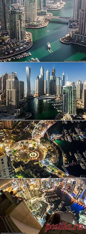 Путешествия по крышам Дубая