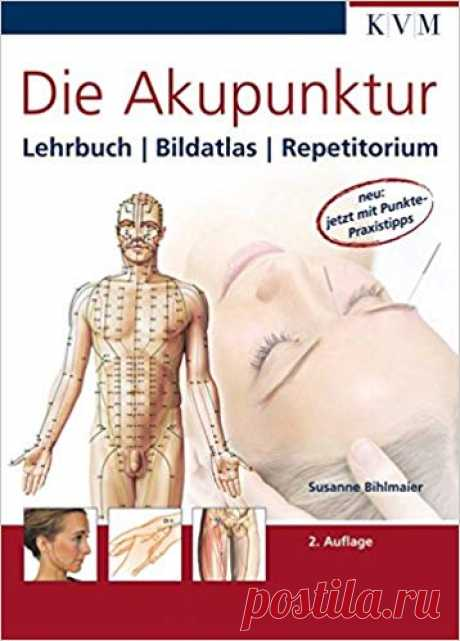 Die Akupunktur: Lehrbuch, Bildatlas, Repetitorium: Amazon.de: Susanne Bihlmaier: Bücher