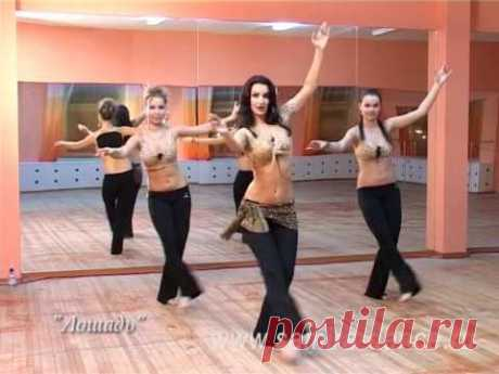 "www.samira-dance.ru -  ""Основная база. 2 уровень"" (Samira's school. Fundamential base. Level 2)"