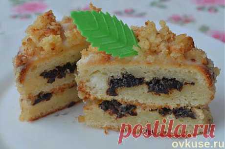 Медовые пирожные Пчелка
