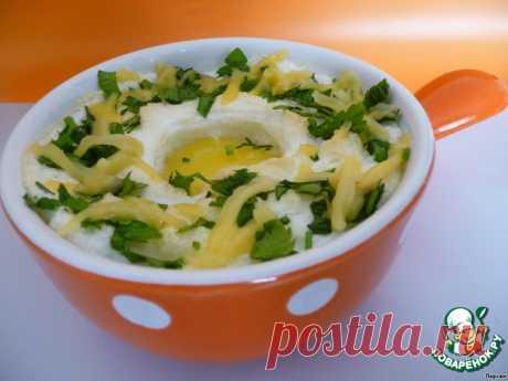 Яйца Орсини Кулинарный рецепт