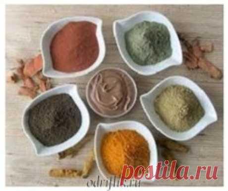 Как использовать косметическую глину | odriflik