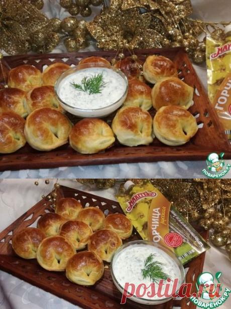 """Закуска """"Пельмешки"""" – кулинарный рецепт"""