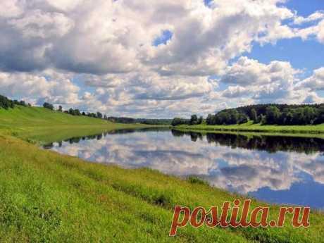 Россия, все о реке Волга и ее красивые фотографии