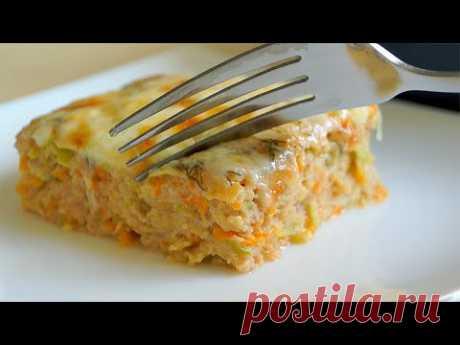 Кабачки, которые покорили ВЕСЬ ИНТЕРНЕТ! Кабачки + фарш - это Очень Вкусно! Рецепт очень простой!