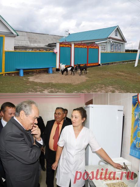 Рассказываем, почему дома в татарских деревеньках яркие, нарядные, с наличниками (об этом заботился глава республики) | Mun Ira | Яндекс Дзен