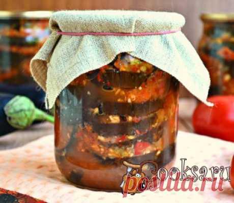 """Баклажаны """"Огонек"""" с медом на зиму Настоятельно рекомендую вам приготовить баклажаны """"Огонек"""" с медом на зиму. Такую заготовку я делала постоянно, но именно с медом - это вообще супер! Баклажаны получаются острыми, но не обжигающими, с тонким ароматом меда. Еще рецепт интересен тем, что баклажаны не жарятся, а запекаются в духовке, благодаря чему расход масла намного меньше. Да и в готовом виде баклажаны получаются не такими жирными, как после обжаривания, а значит и…"""