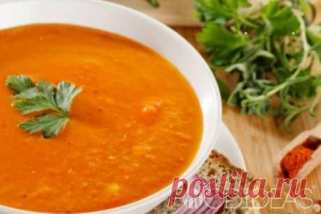 Суп-пюре из чечевицы: рецепт с фото пошагово со сливками - рецепт приготовления с фото
