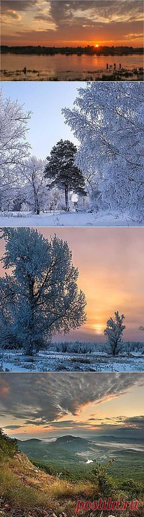 Фото Клевое место - фотограф Сергей Власов - пейзаж, природа - ФотоФорум.ру