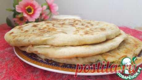 Алу парата - кулинарный рецепт