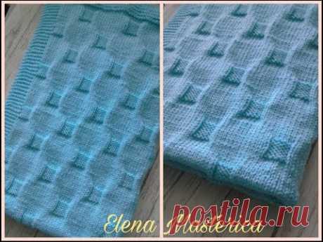 Детский плед/Елена Masterica/Children's blanket