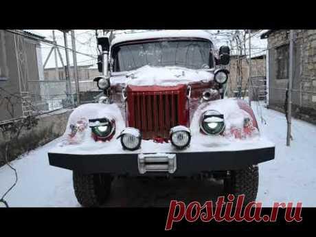 ГАЗ -69 Дизель