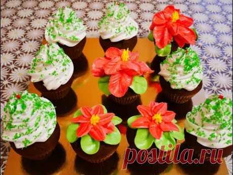 РОЖДЕСТВЕНСКИЕ кексы Шоколадные кексы с КАКАО , МЁДОМ и КОРИЦЕЙ кексы рецепт