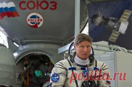 Геннадий Падалка уходит из отряда космонавтов – Фото – Лента новостей (Москва)