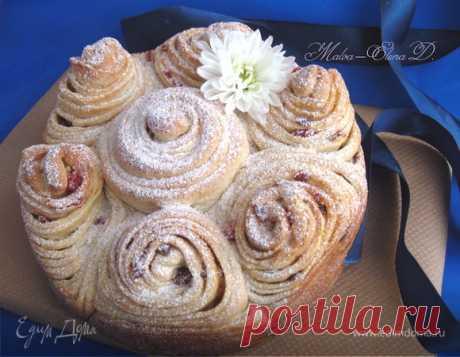 Бриошь (французская булочка) | Официальный сайт кулинарных рецептов Юлии Высоцкой