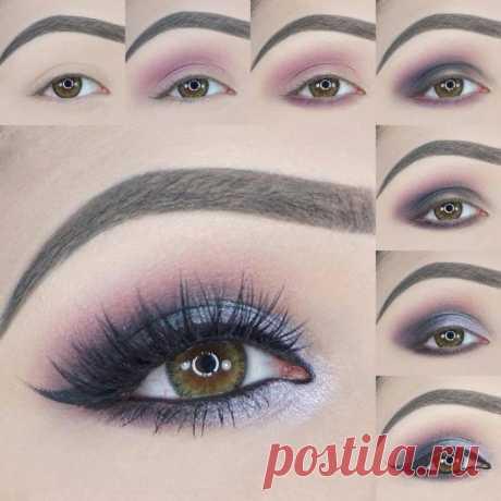 Советы, которые помогут сделать ваши глаза визуально больше при помощи макияжа