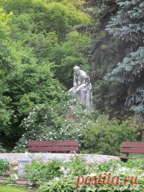 Ботанический сад Петра Великого .