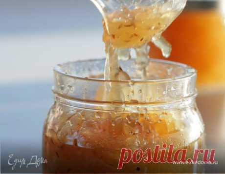 Мармелад из лука, рецепт с ингредиентами: лук репчатый, сахарный песок, винный уксус белый
