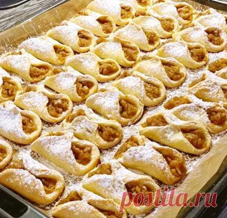 Печенье тает во рту, а рецепт бюджетный и нет сливочного масла | Кулинарушка - Вкусные Рецепты
