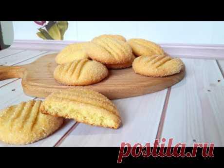 Самое вкусное и самое быстрое печенье. Готовлю каждый день.