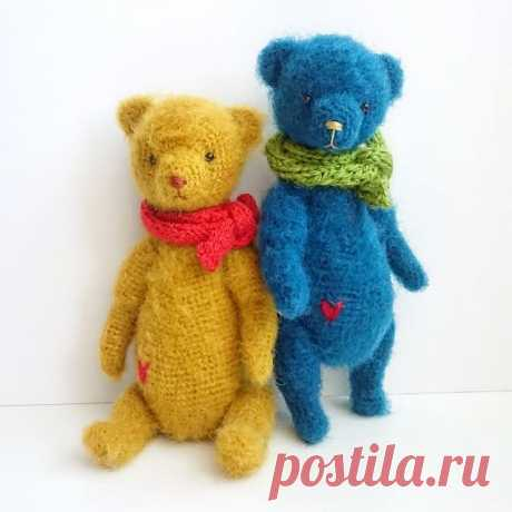 Photo by Нина Климова.Вязаные игрушки 🐻 on March 03, 2020.