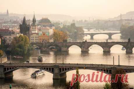 Прага, Чехия. Автор фото: Алексей Селезнев.
