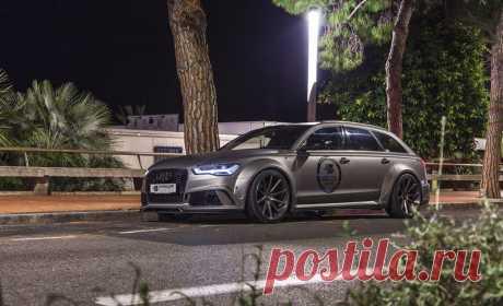 (88) Елена Петрова - Audi RS6