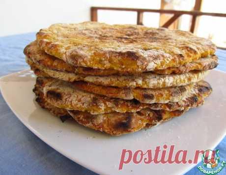 Лепешки из кус-куса без масла – кулинарный рецепт